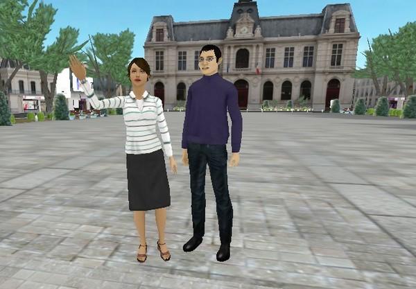 poitiers 3D